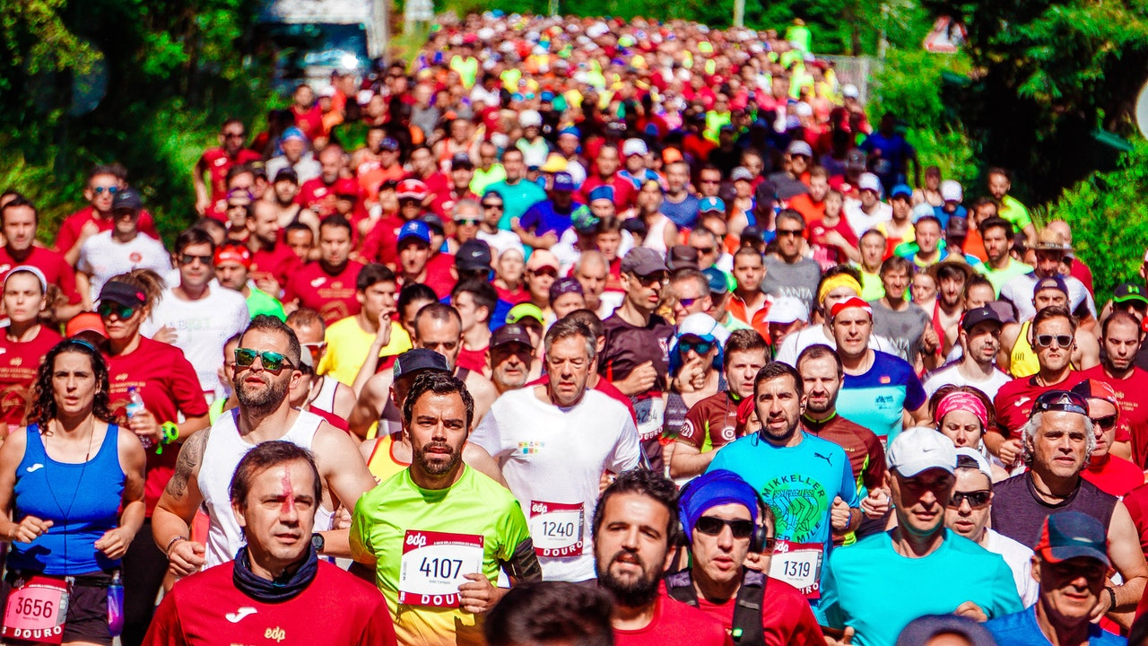RFID tracking for marathons and other endurance sportimng events